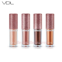 VDL Expert Eye Color Liquid Eyeshadow 3.8g [2018 Glim and Glow]